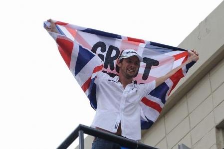 Jenson Button, de ninguneado a Campeón del Mundo