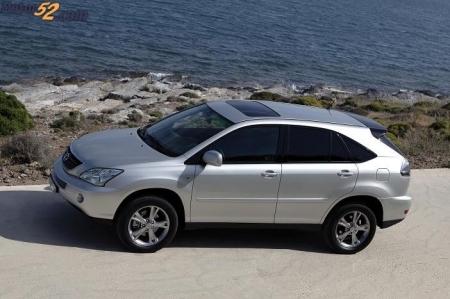 Lexus RX 400h President por 399 euros al mes