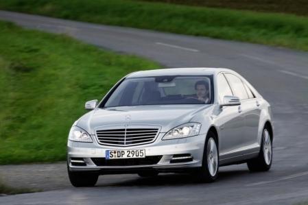 Mercedes Benz S 250 CDI BlueEfficiency llega a España desde 75.900 euros