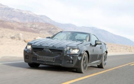 Mercedes  Benz SLK 2012, se filtra un vídeo promocional