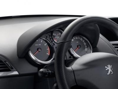 Peugeot 207 RC 2010 listo y dispuesto
