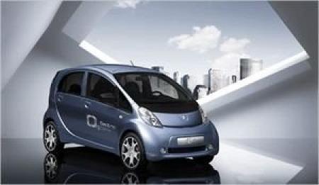 Peugeot iON, el Mitsubishi i-MiEV para Europa