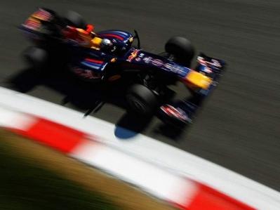 Red Bull ve lucha con Mclaren y Ferrari