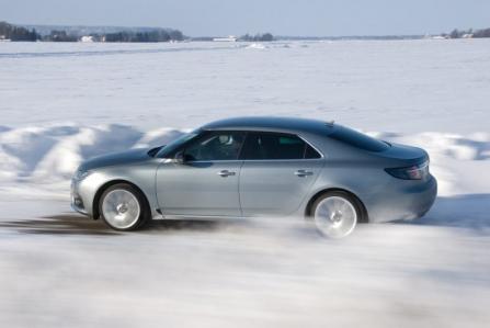 Saab pone a punto el nuevo 9-5.