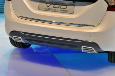 Salón de Ginebra 2011, Volvo V60 Plug-in Hybrid