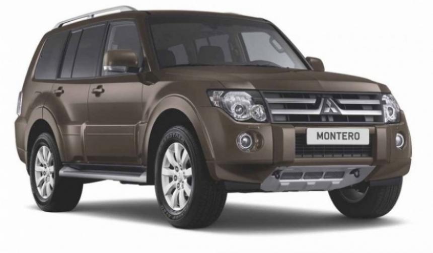 Mitsubishi Montero 2010 llega en diciembre