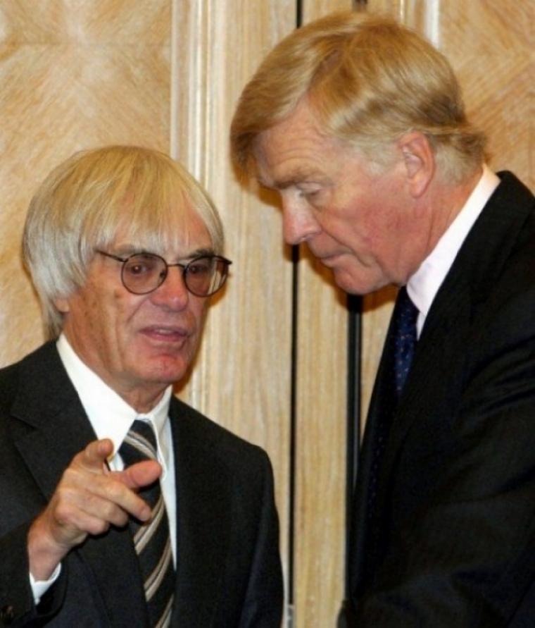 Mosley rechaza la oferta de Ecclestone