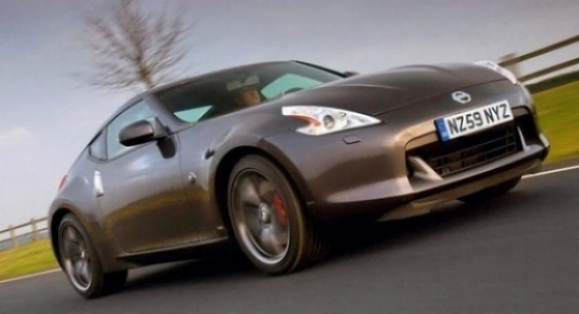 Nissan anuncia un 370Z Black Edition 40  Aniversario para Europa.