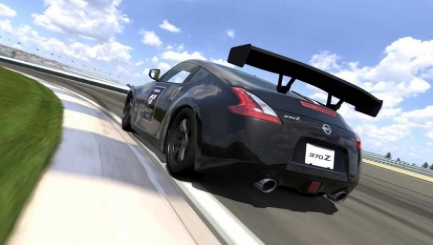 Nissan busca los finalistas virtuales para la GT Academy 2010.