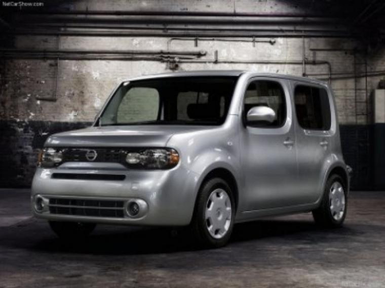 Nissan Cube 2010 a la venta en enero