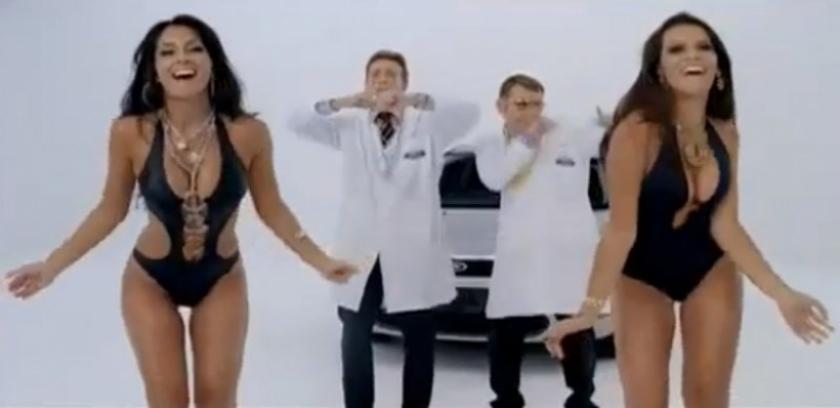 Nissan golpea con fuerza a Ford en su publicidad