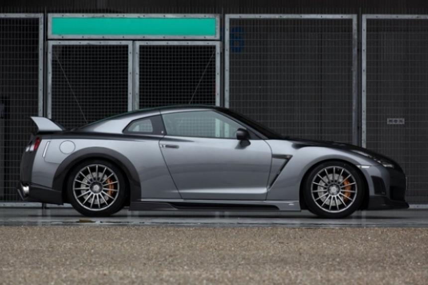 Nissan GT-R R35 preparado por Tommy Kaira.