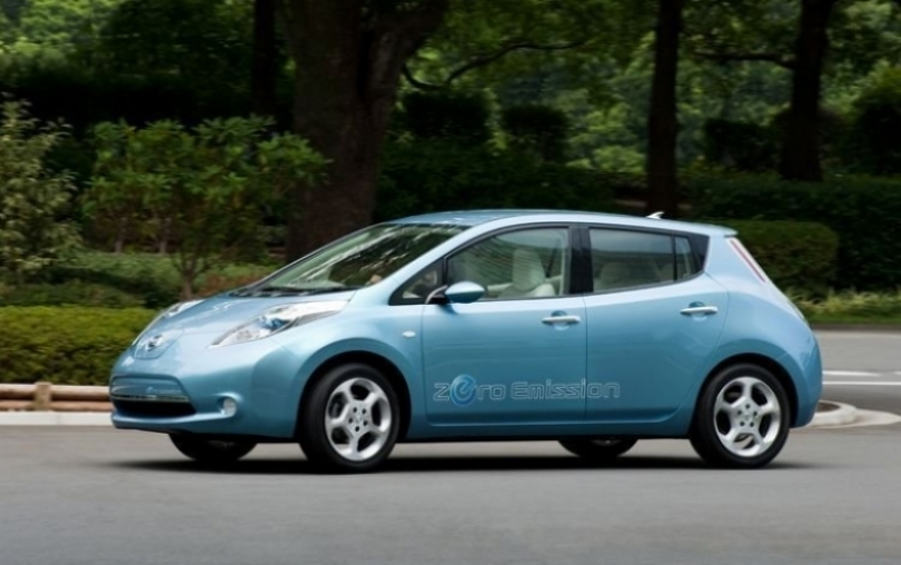Nissan Leaf, totalmente vendida la primera entrega en USA