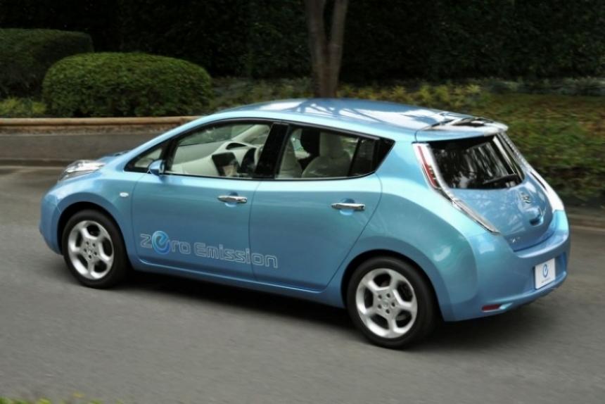 Nissan Leaf, un buen negocio
