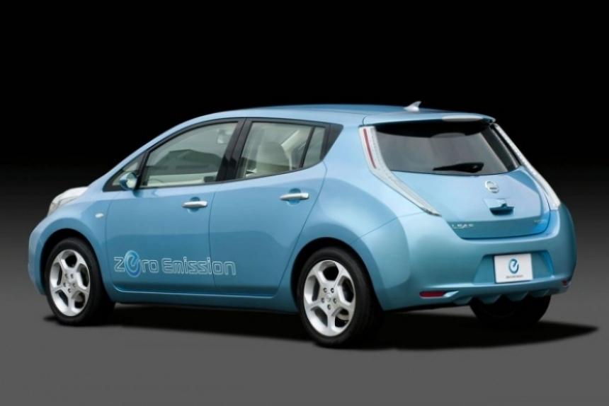 Nissan LEAF un coche 100% eléctrico