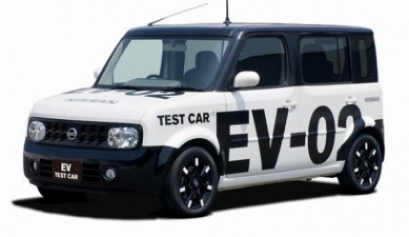 Nissan quiere vender 100.000 coches eléctricos en 2012