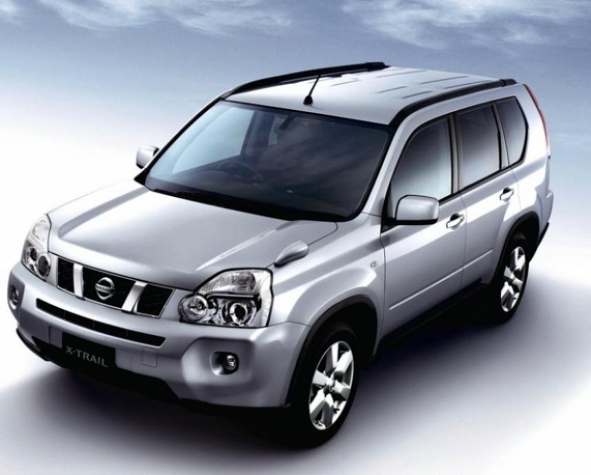 Nissan X-Trail con nuevo motor de gasolina