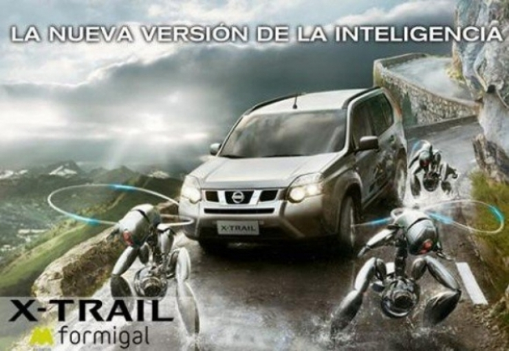 Nissan X-Trail Formigal. Serie limitada