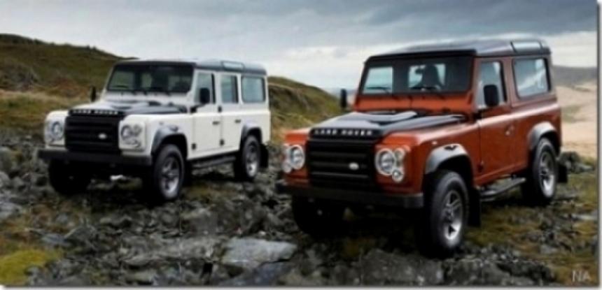 Nueva edición especial del Land Rover Defender.