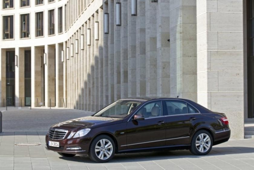 Nueva gama Mercedes-Benz Clase E 2011