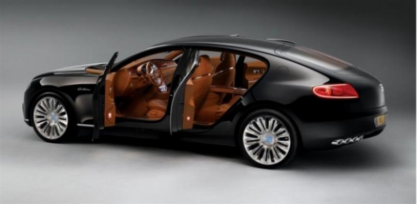 Nuevas fotos del Bugatti 16C Galibier.