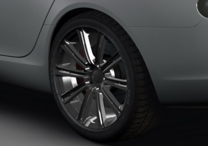 Nuevas imágenes del Aston Martin Rapide