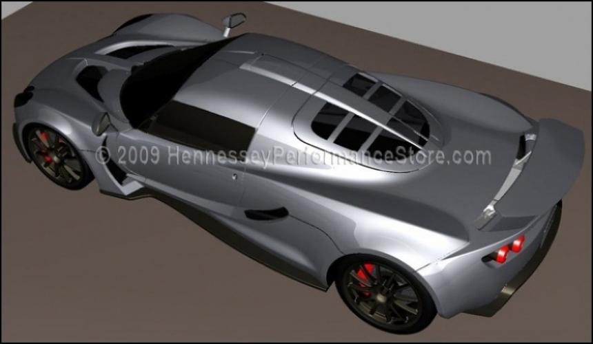 Nuevas imagenes del Venom GT Concept.