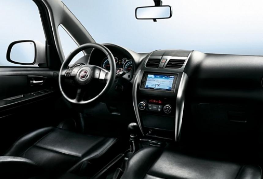 Nuevas motorizaciones para el Fiat Sedici.