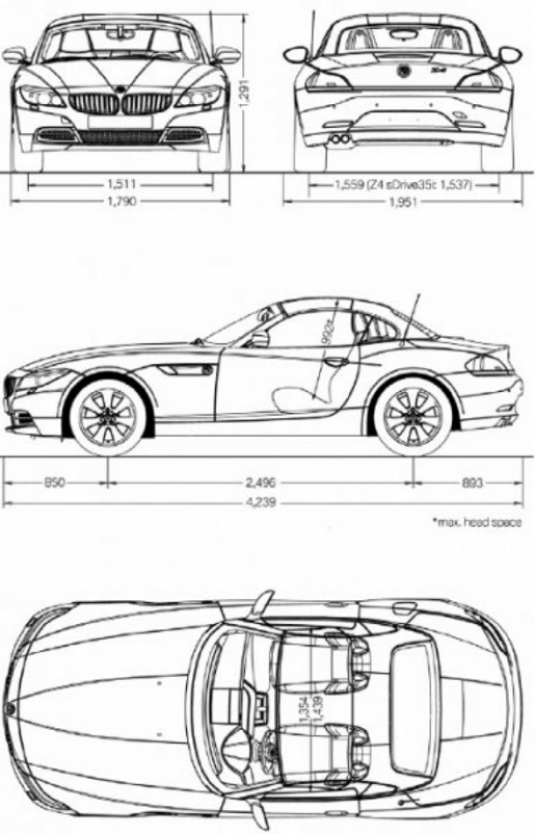 Nuevo BMW Z4 en el Salón Internacional del Automovil Barcelona