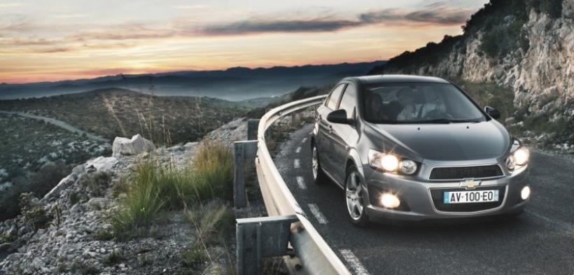 Nuevo Chevrolet Aveo 2012. Fotos oficiales y precios para Italia