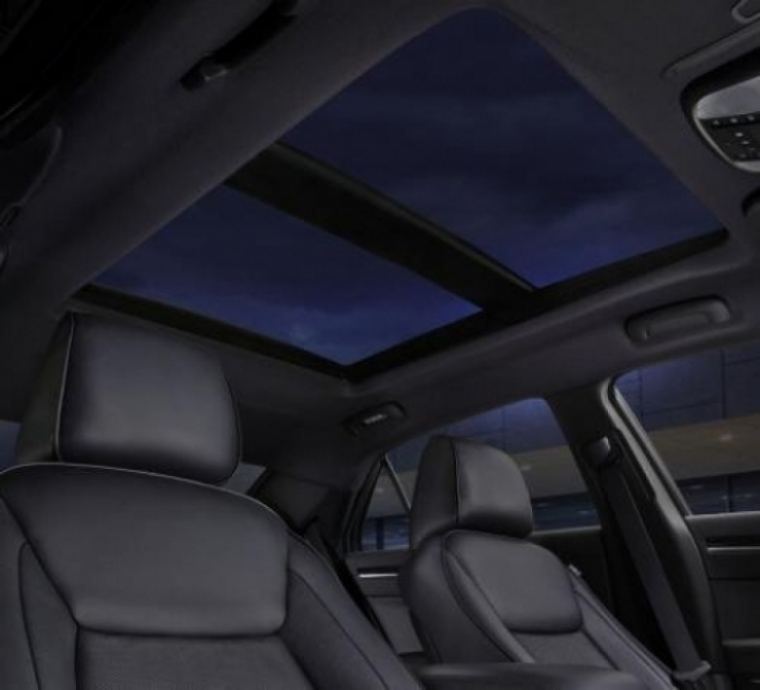 Nuevo Chrysler 300 presentado oficialmente