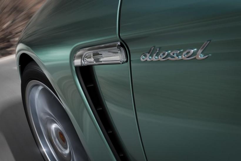 Nuevo Porsche Panamera Diesel