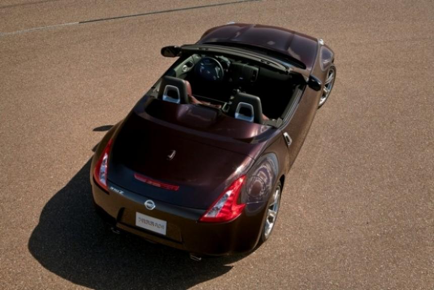 Nuevos datos del Nissan 370Z Roadster