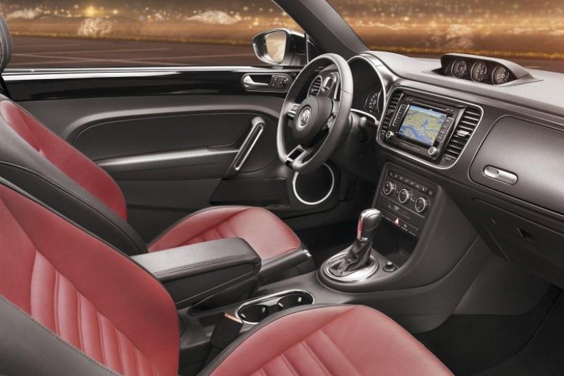 Nuevos datos, videos y fotos del Volkswagen Beetle 2012
