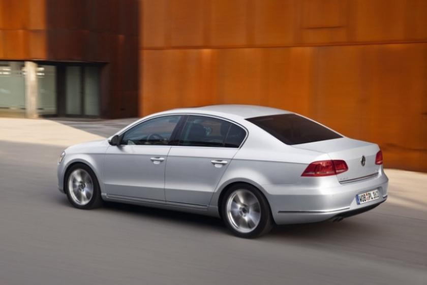 Nuevos motores para el VW Passat 2011