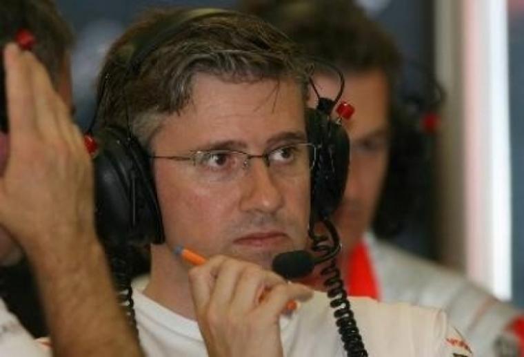 Oficial: Pat Fry firma con Ferrari