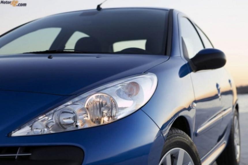 Peugeot 206+: una opción contra la crisis