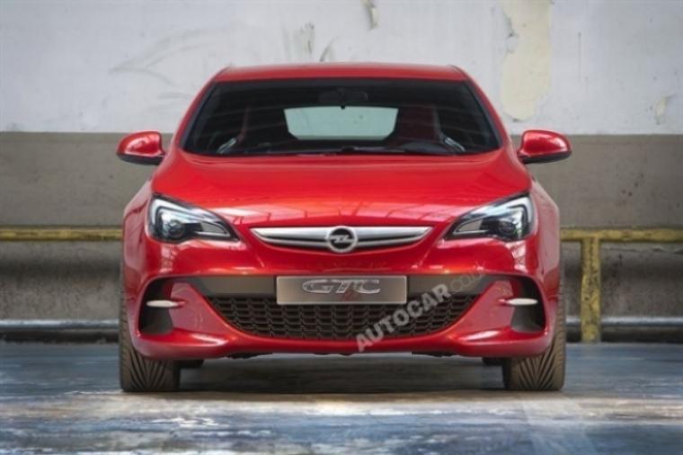 Opel Astra GTC en manos de Lotus