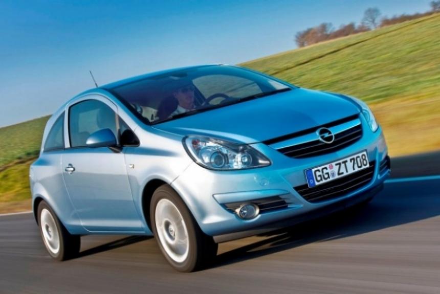 Opel lanza su gama Eco-E.