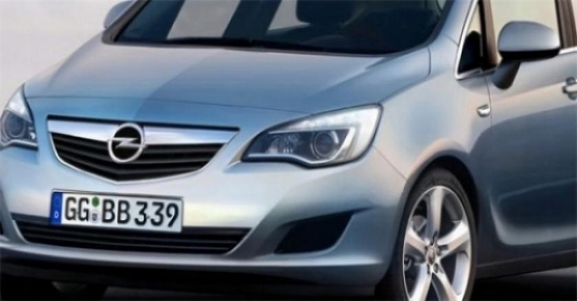 Opel Meriva 2010, el misterio comienza a desvelarse