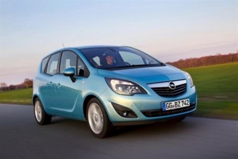 Opel Meriva: Nuevos motores diesel