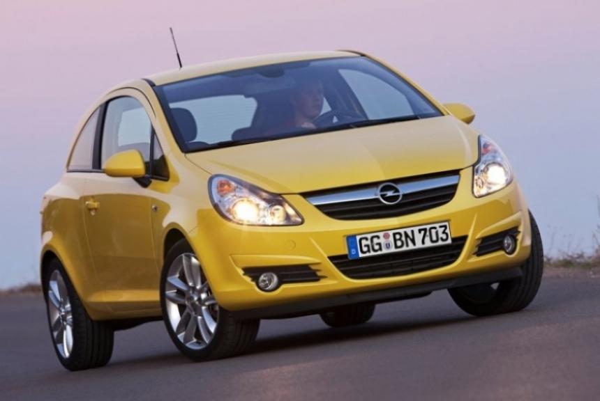 Opel optimiza el funcionamiento del Corsa.