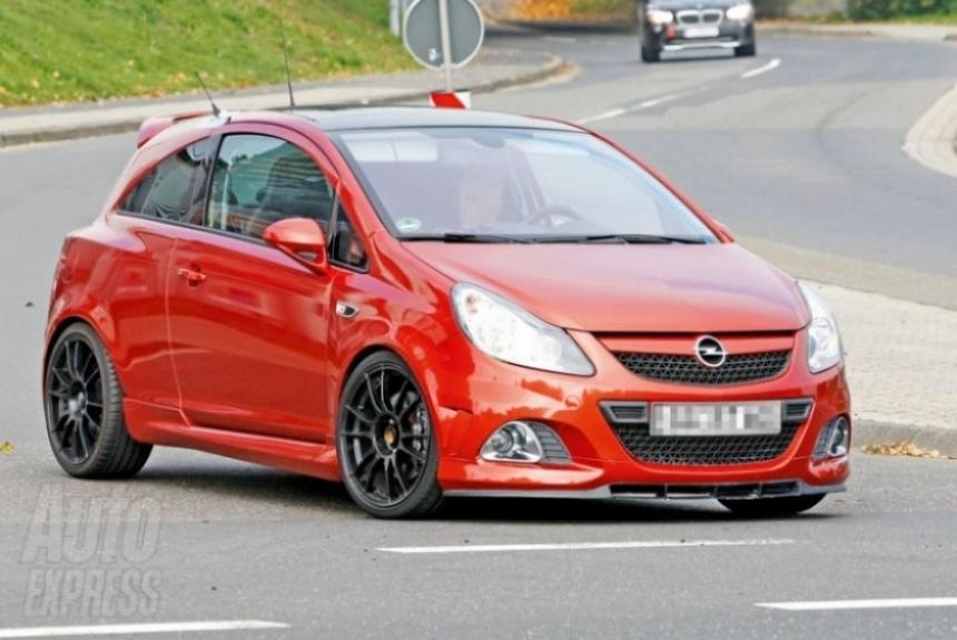 Opel prepara un nuevo Corsa y un rival para el Mini y el Citroën DS3
