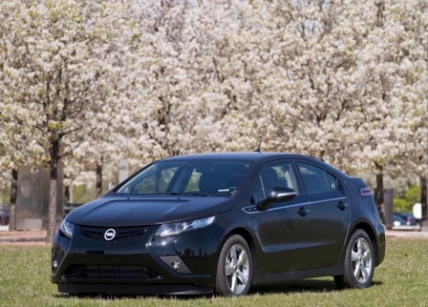 Opel tiene listo el Ampera de pre-producción.