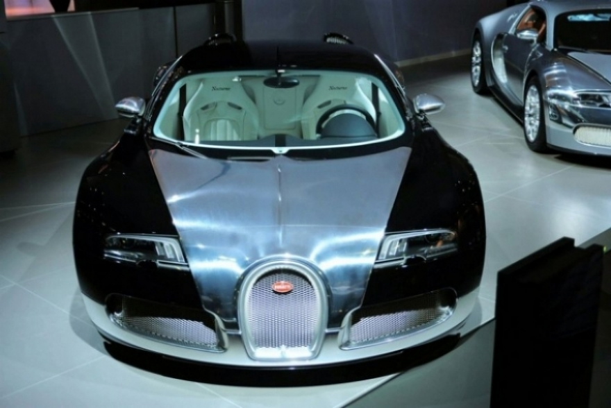 Para Ron Dennis, el Veyron es horrible.