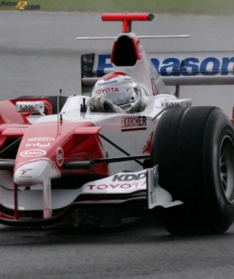 Para Trulli Spa es el mejor circuito