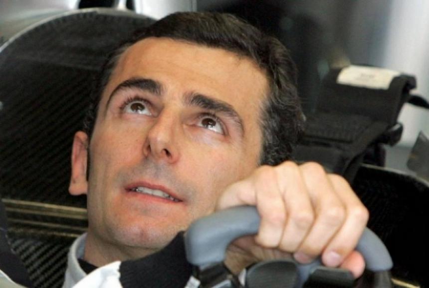 Pedro de la Rosa a Pirelli