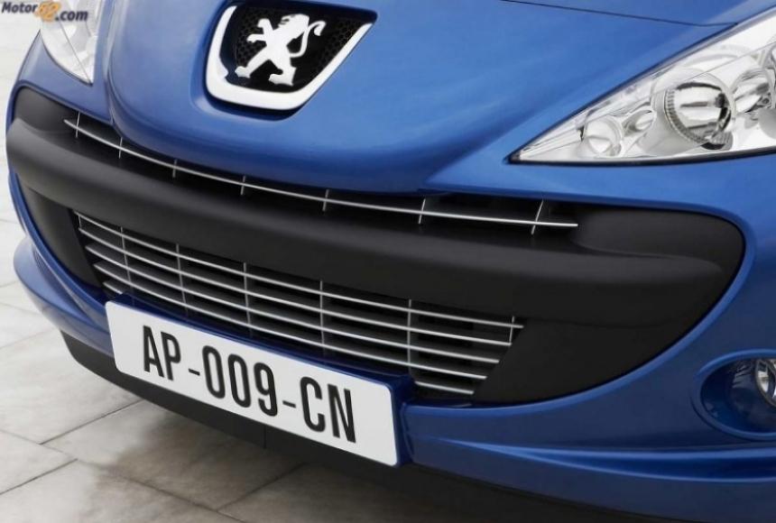 Peugeot 206+, el recliclado de un modelo.