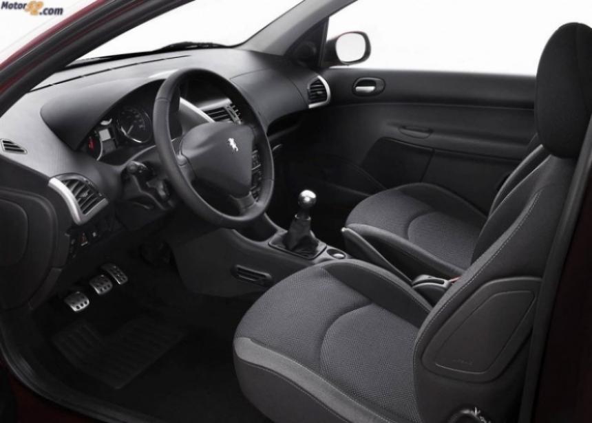 Peugeot 206+:iniciativas anticrisis