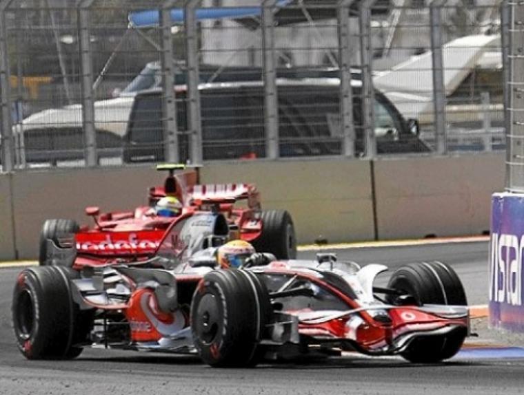 Planean modificar el circuito de Valencia para conseguir más adelantamientos.